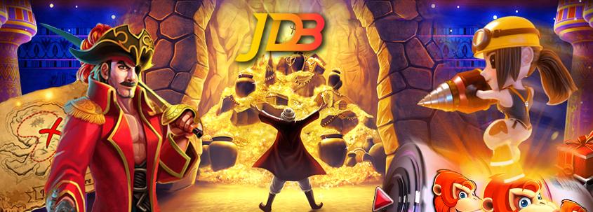 JDB Gaming สล็อตออนไลน์