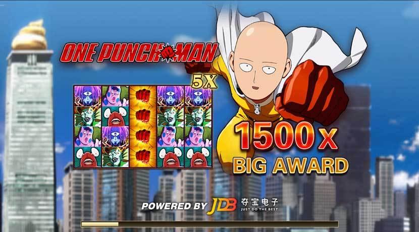 One Punch Man Slot